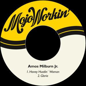 Amos Milburn Jr. 歌手頭像