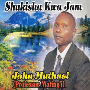 John Muthusi Professor Mating'i 歌手頭像