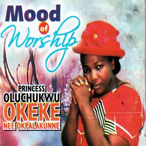 Princess Oluchukwu Okeke Okpalakunne 歌手頭像