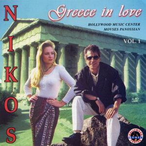 Nikos Amoryianos 歌手頭像