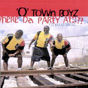 """""""O"""" Town Boyz 歌手頭像"""