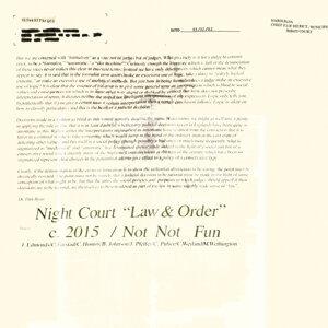 Night Court 歌手頭像