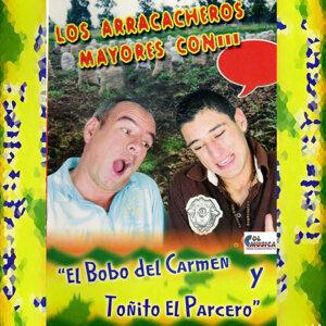"""Toñito """"El Parcero"""" 歌手頭像"""