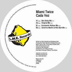 Miami Twice 歌手頭像