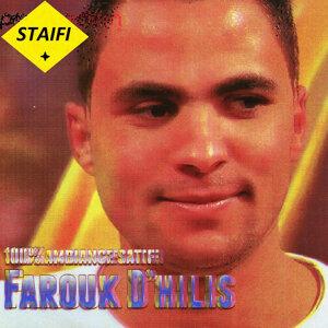 Farouk D'Hilis 歌手頭像