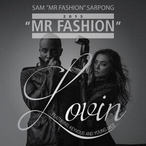 "Sam ""Mr Fashion"" Sarpong 歌手頭像"