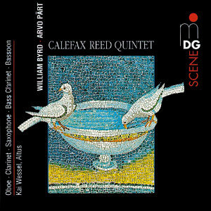 Kai Wessel, Calefax Reed Quintet 歌手頭像