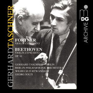 Gerhard Taschner, Wilhelm Furtwängler, Georg Solti, Berliner Philharmonisches Orchester 歌手頭像