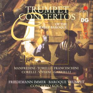 Friedemann Immer, Concerto Köln 歌手頭像