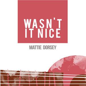 Mattie Dorsey