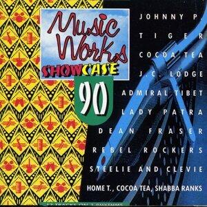 Music Works Showcase 90 アーティスト写真