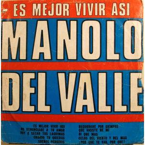Manolo del Valle 歌手頭像
