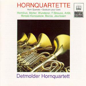 Detmolder Hornquartett 歌手頭像