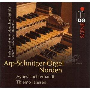 Agnes Luchterhandt, Thiemo Janssen 歌手頭像