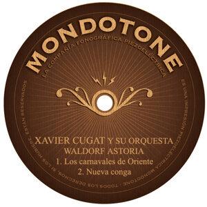 Xavier Cugat y su Orquesta Waldorf Astoria 歌手頭像