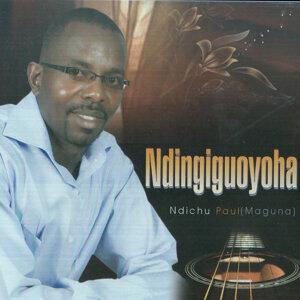 Ndichu Paul Maguna 歌手頭像