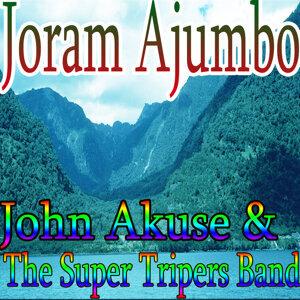John Akuse & The Super Tripers Band 歌手頭像