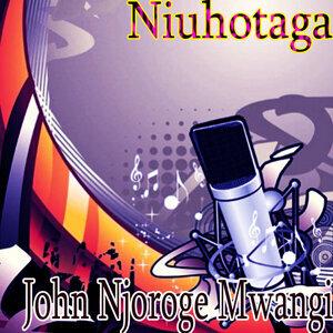 John Njoroge Mwangi 歌手頭像
