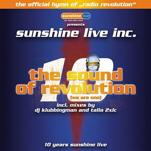 Sunshine Live Inc. 歌手頭像
