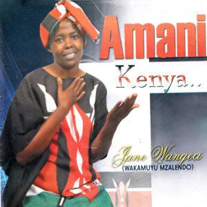 Jane Wangeci 歌手頭像