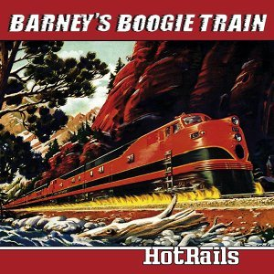 Barney's Boogie Train