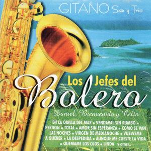 Carlos Salas - Sax / Arturo Zamora - Percusiones / Cesar Rodrigo - Guitarras / Miguel A. Martinez - Teclados 歌手頭像