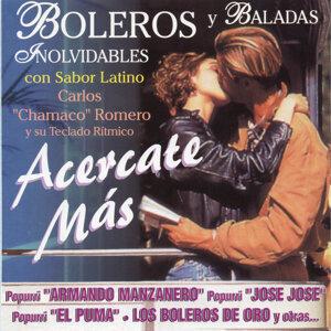 Carlos Chamaco Romero Y Su Teclado Ritmico 歌手頭像