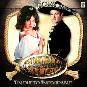 Antonio Aguilar y Flor Silvestre 歌手頭像