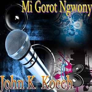 John K. Koech 歌手頭像