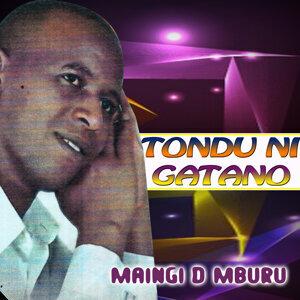 Maingi D Mburu 歌手頭像