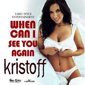 Kristoff 歌手頭像