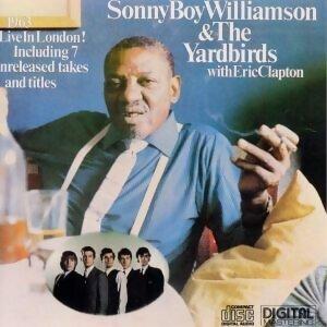 Sonny Boy Williamson & The Yardbirds