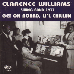Clarence Williams' Swing Band 1937 歌手頭像