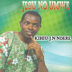 Kihiu J.N Ndere 歌手頭像