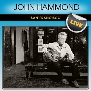 John Hammond Jr 歌手頭像