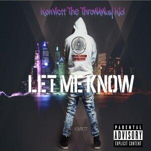 Konvictt the ThrowAway Kid 歌手頭像