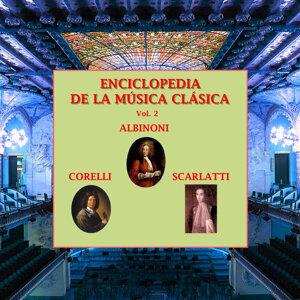 Enciclopedia de la Música Clásica Vol. 2 歌手頭像