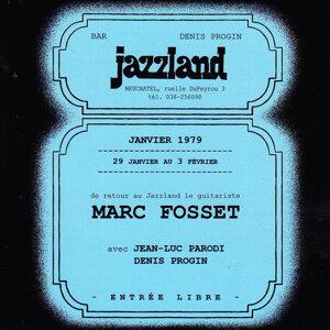 Marc Fosset 歌手頭像