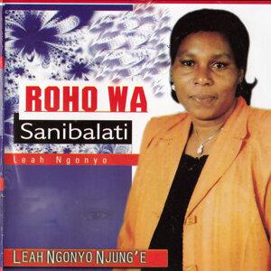 Leah Ngonyo Njung'e 歌手頭像