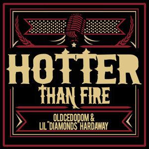 """Old Ced Odom & Lil """"Diamonds"""" Hardaway 歌手頭像"""