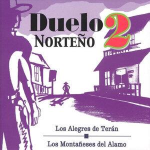 Los Montañeses Del Alamo & Los Alegres De Terán 歌手頭像
