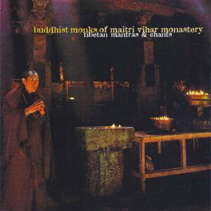 Buddhist Monks Of Maitri Vihar Monastery