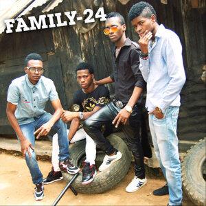 Family24 歌手頭像
