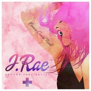 J.Rae 歌手頭像
