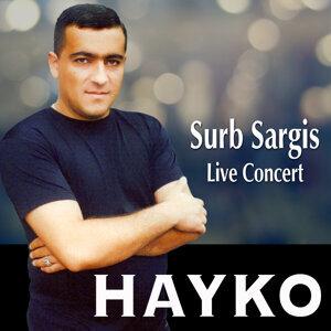 Hayko (Spitakci) Ghevondyan 歌手頭像