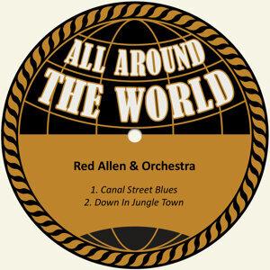 Red Allen & Orchestra 歌手頭像