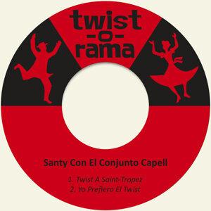 Santy & El Conjunto Capell 歌手頭像