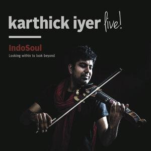 Karthick Iyer Live 歌手頭像