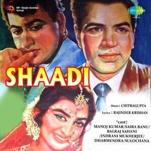 Chitragupta, Khemchand Prakash 歌手頭像