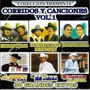 Corridos Y Canciones Vol.1 歌手頭像